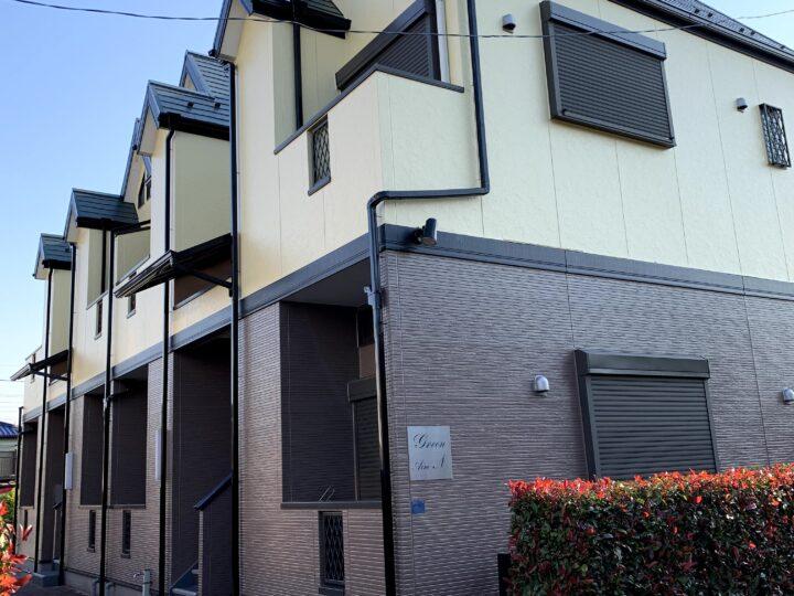 板橋区西台Y様Gアイム 外壁塗装 屋根塗装