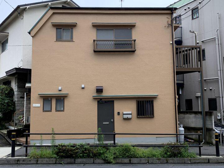 板橋区A様Sハイツ 外壁塗装 屋根塗装